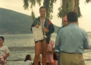 Αγώνες Κολύμβησης 1993 Απονομή μεταλλίων